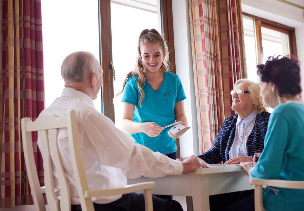 nursing home services