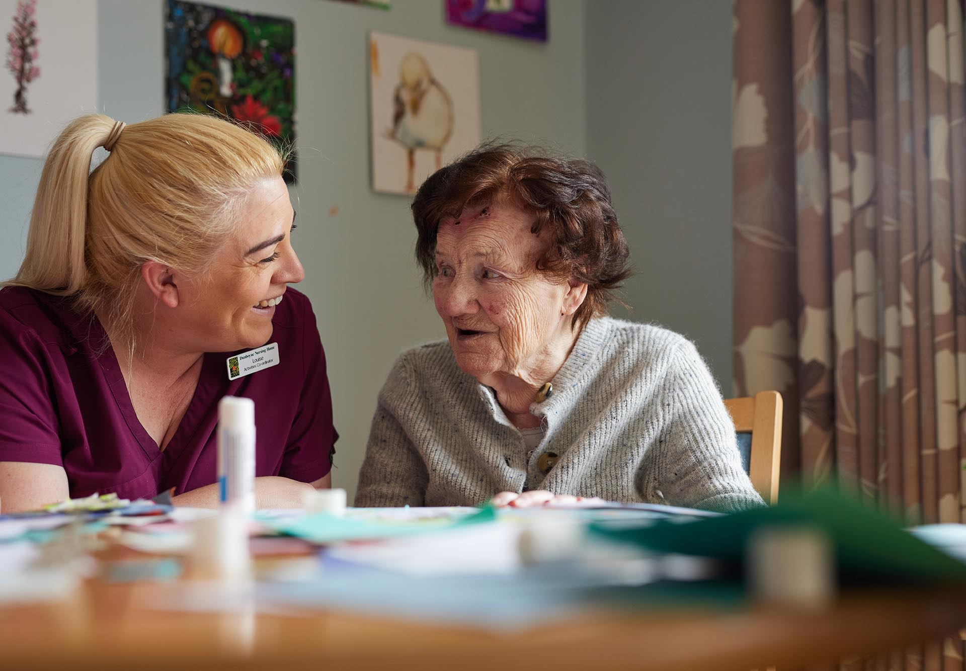 modern Teach Altra Nursing Home