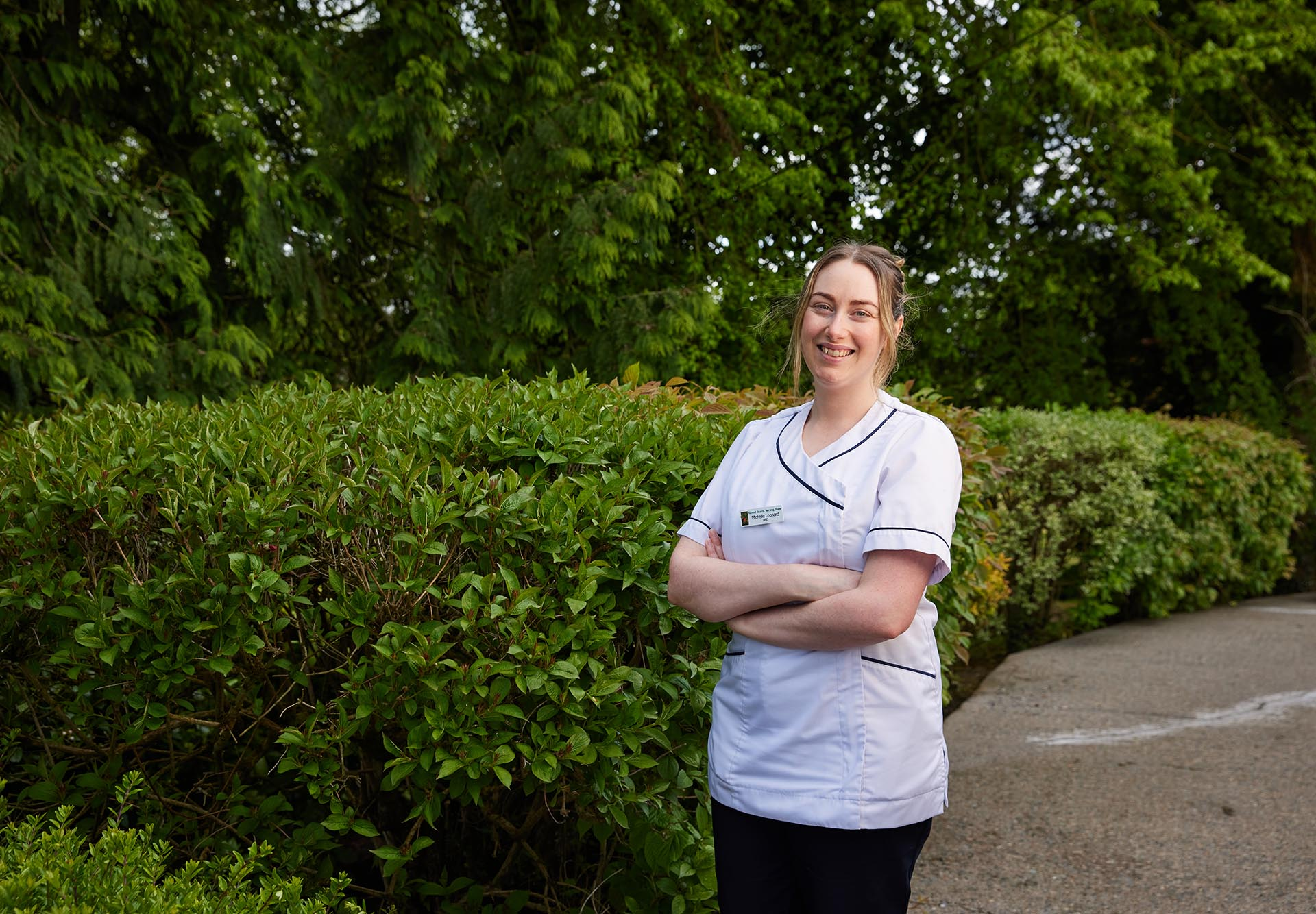 Evergreen nursing home Care